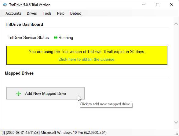 How to mount Amazon S3 Bucket as a Windows Drive  Map S3