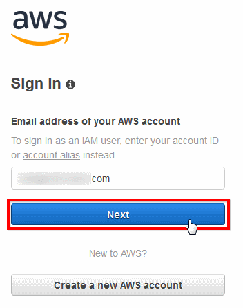 AWS Access Keys - Access Key Id and Secret Acces Key  Where to