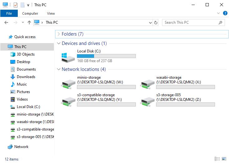 TntDrive Screenshots. TntDrive - an easy way to mount your Amazon ...